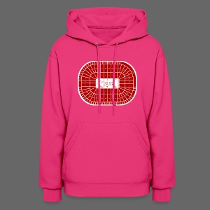 Joe Louis Arena Tribute Shirt - Women's Hoodie