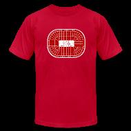 T-Shirts ~ Men's T-Shirt by American Apparel ~ Joe Louis Arena Tribute Shirt