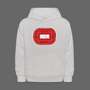 Joe Louis Arena Tribute Shirt - Kids' Hoodie