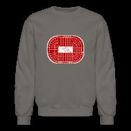 Long Sleeve Shirts ~ Crewneck Sweatshirt ~ Joe Louis Arena Tribute Shirt