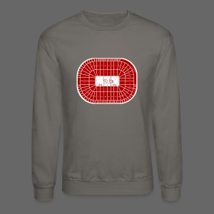 Joe Louis Arena Tribute Shirt - Crewneck Sweatshirt