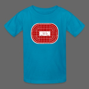 Joe Louis Arena Tribute Shirt - Kids' T-Shirt