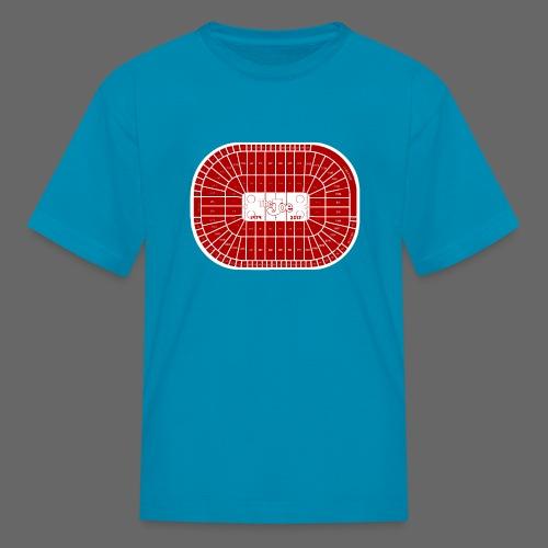 Joe Louis Arena Tribute Shirt - Kids' T-Shirt