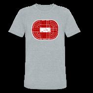 T-Shirts ~ Unisex Tri-Blend T-Shirt ~ Joe Louis Arena Tribute Shirt