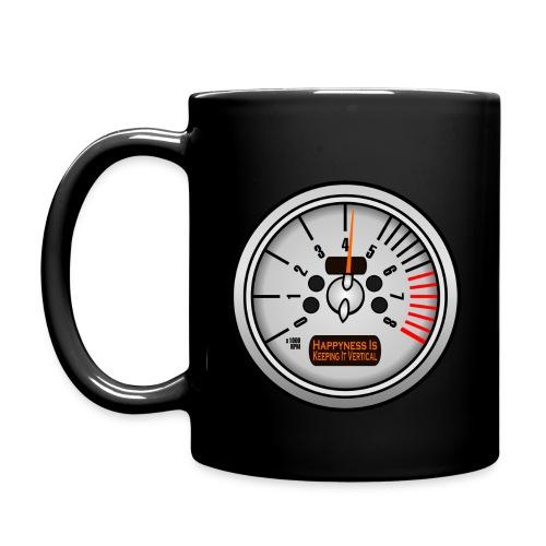Happyness coloured coffee mug - Full Color Mug