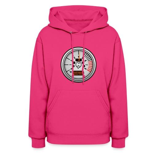 Happyness women's hoodie - Women's Hoodie