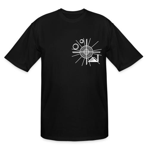 Men's Krossed Tall/long T - Men's Tall T-Shirt