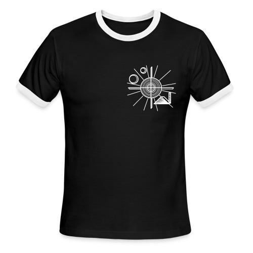 Men's Krossed crew shirt - Men's Ringer T-Shirt