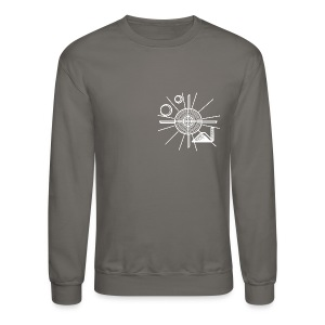 Krossed Crew Neck Sweater - Crewneck Sweatshirt