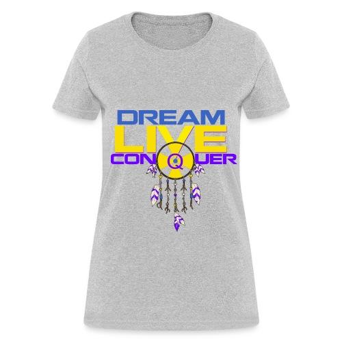 Women's DLC Logo T Shirt - Women's T-Shirt