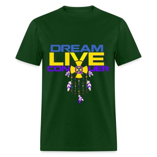 Men's DLC Logo T Shirt - Men's T-Shirt