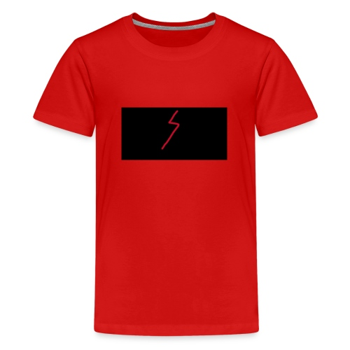 Kids T-Shirt With front and back logo - Kids' Premium T-Shirt