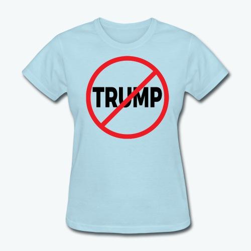 No Trump Women's T-shirt - Women's T-Shirt