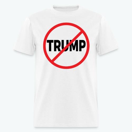 No Trump Men's T-shirt - Men's T-Shirt