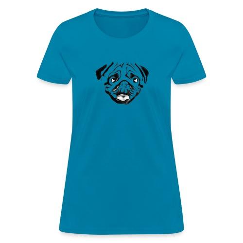 Pugs.Site Woman's Shirt - Women's T-Shirt