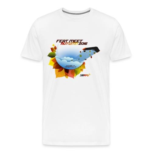 Feat Meet 2016 - Front only - Men's Premium T-Shirt