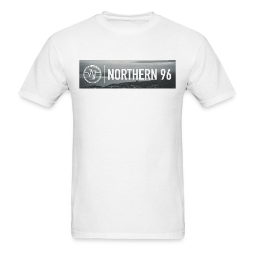 Northern 96 Picture Logotype - Men's T-Shirt