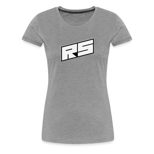 Rollerstar Logo T-Shirt (Women's) - Women's Premium T-Shirt