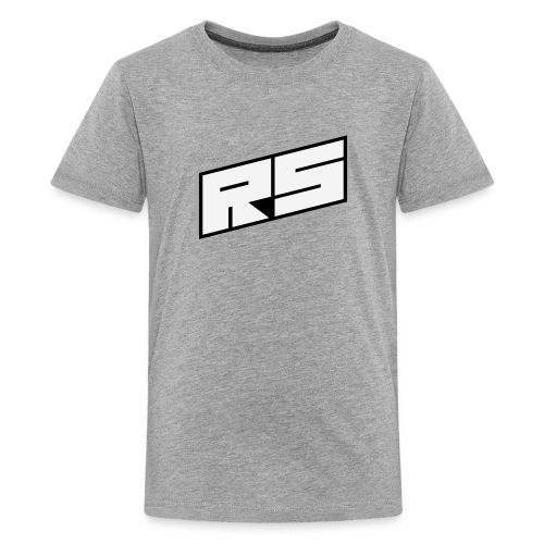 Rollerstar Logo T-Shirt (Child) - Kids' Premium T-Shirt
