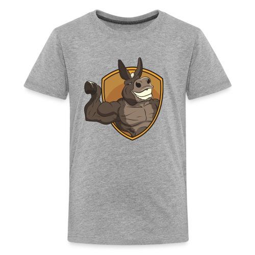 DonkeyKick Children T-shirt - Kids' Premium T-Shirt