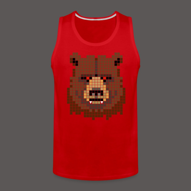 BEAR BOY - Men's Premium Tank
