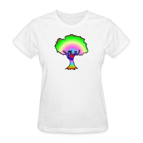 Tree of trippin' - Women's T-Shirt