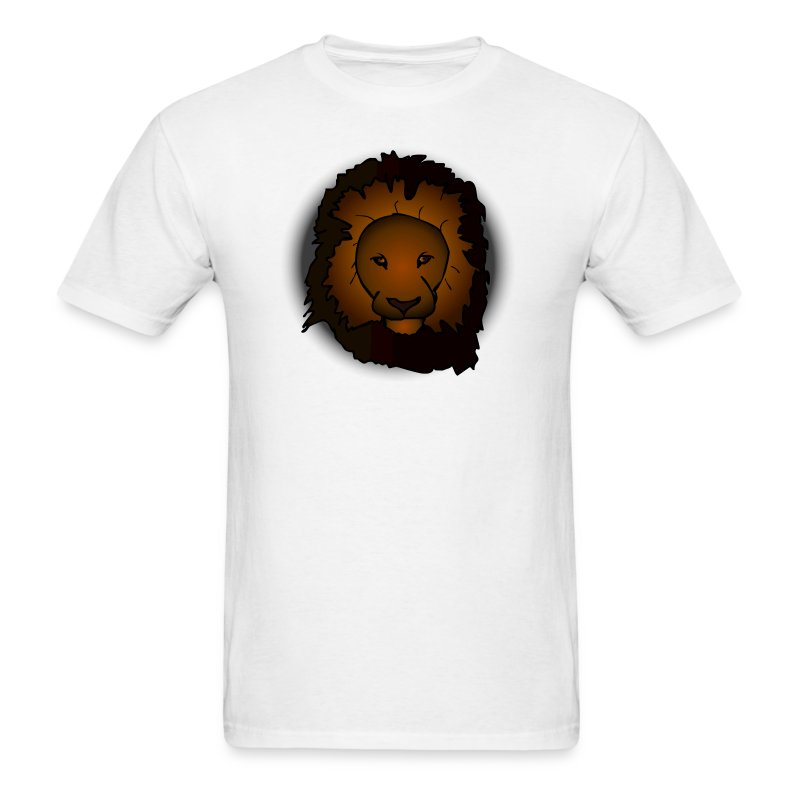 Lion head - Men's T-Shirt