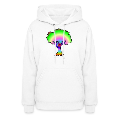 Tree of trippin' - Women's Hoodie