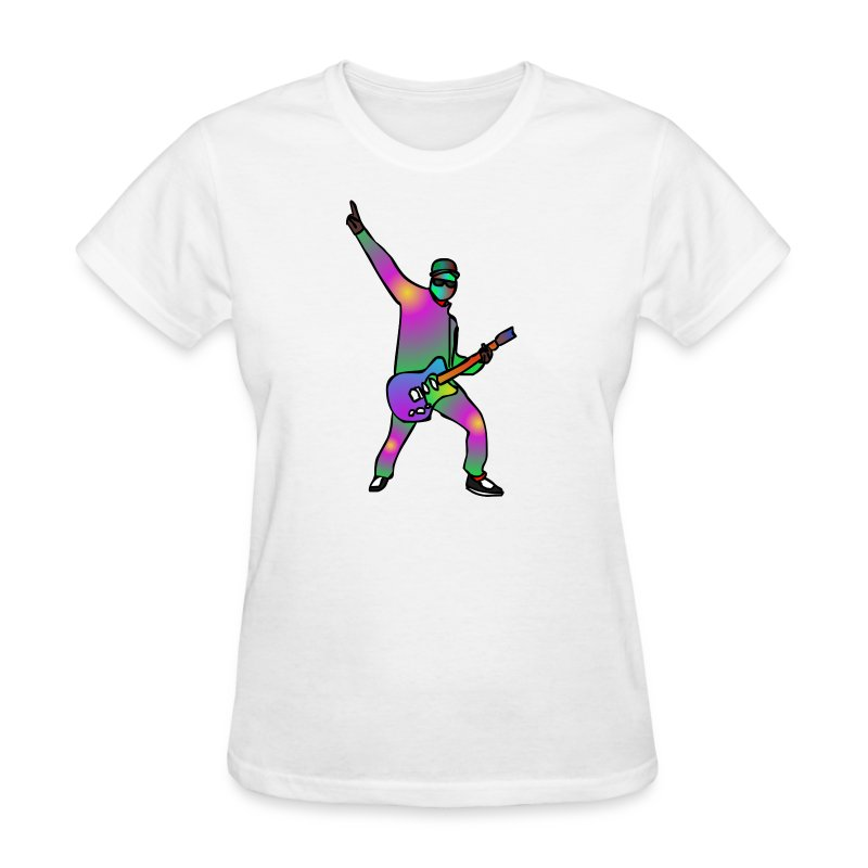 Rock Guy - Women's T-Shirt