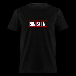 RTS Black (Mens Tee) - Men's T-Shirt