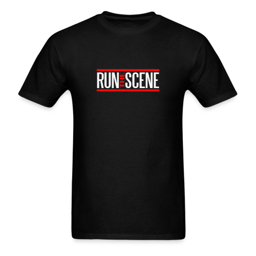 RTS Black (Mens Tee) - Men's T-Shirt