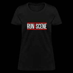 RTS Black (Womens Tee) - Women's T-Shirt