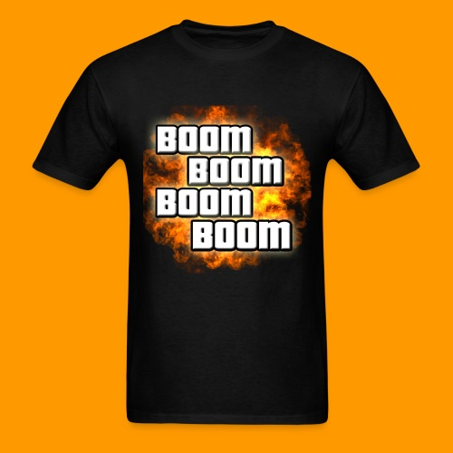 Boom Male - Men's T-Shirt