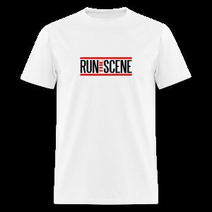 RTS White (Mens Tee) - Men's T-Shirt