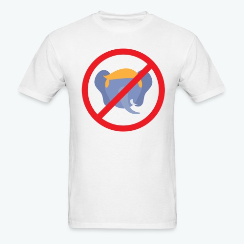 No Trump 2 Men's T-shirt - Men's T-Shirt