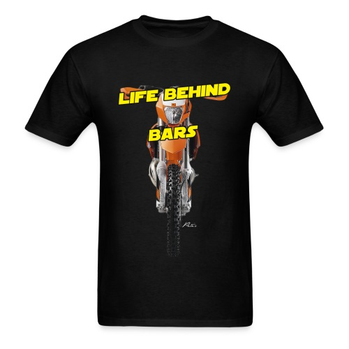 Behind Bars - Men's T-Shirt