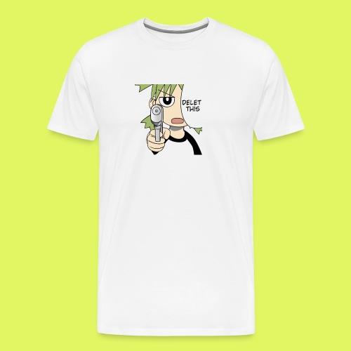 Delet this - Men's Premium T-Shirt