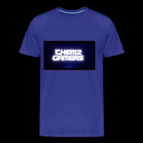 Them2Gamers Icon T-Shirt - Men's Premium T-Shirt