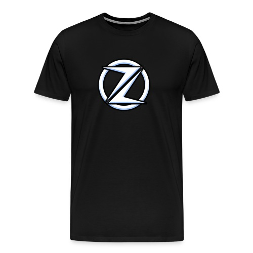 ZerexFPS Logo T-Shirt - Men's Premium T-Shirt