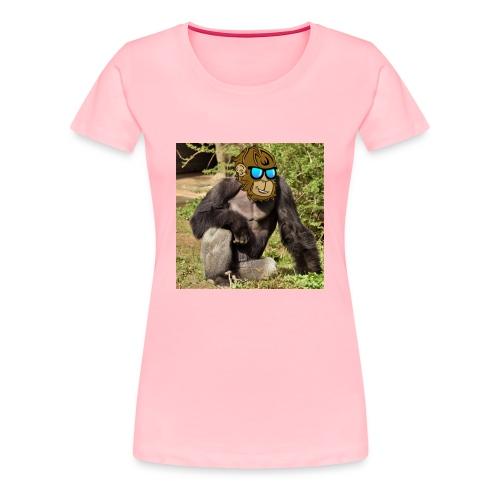 HaramCat Women's Premium T-Shirt - Women's Premium T-Shirt