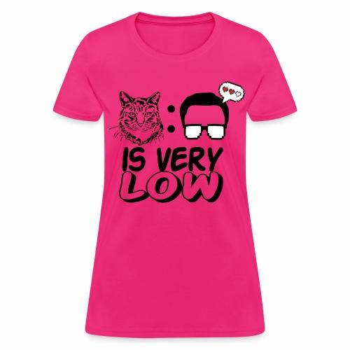 Cat to Male - Women's Shirt - Women's T-Shirt