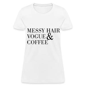 Lazy Sunday Tee - Women's T-Shirt