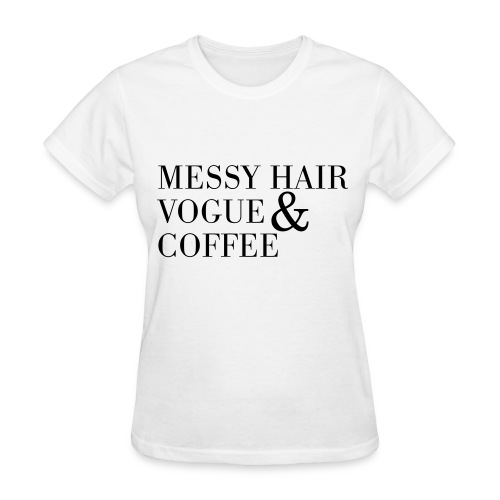 Lazy Sunday Tee - Women's T-Shirt