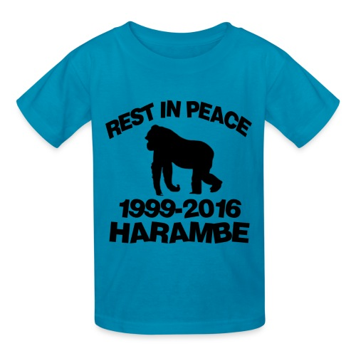 *XL* Kids Harambe T-Shirt - Kids' T-Shirt