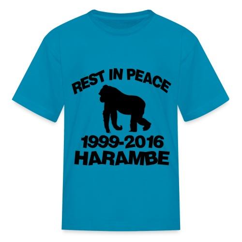 *XL* Kids Harambe T-Shirt - Kids' T-Shirt