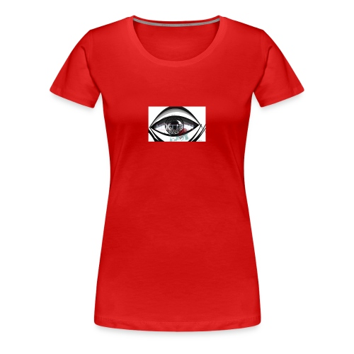 Next Eye Women's Premium T-Shirt - Women's Premium T-Shirt