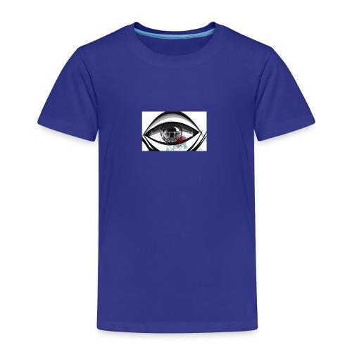Next Eye Toddler Premium T - Toddler Premium T-Shirt