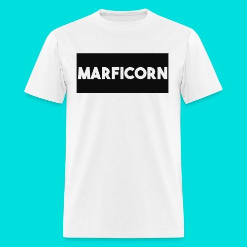 Marficorn signature T shirt - Men's T-Shirt