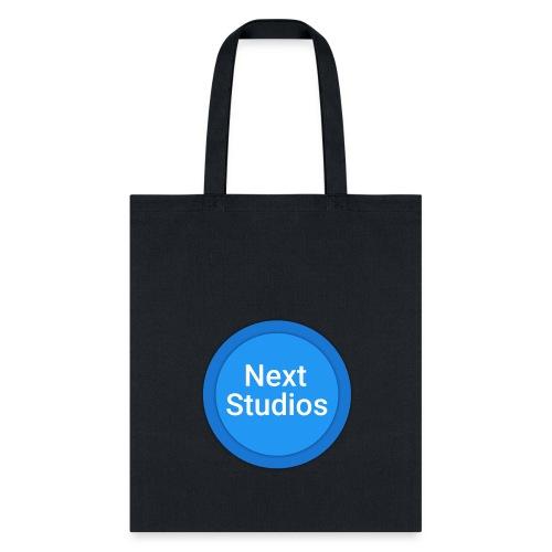 Next Studios Tote Bag - Logo and Name - Tote Bag
