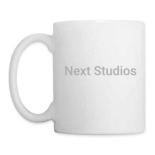 Next Studios Mug - Name and Logo - White - Coffee/Tea Mug